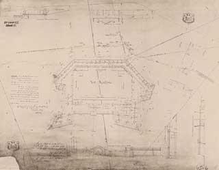 1830 Detailed Study by Lt. Joseph Mansfield