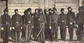 1861 SC Militia Officers' Group-Photo