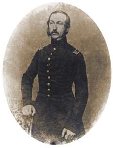 Capt. Josiah Gorgas, as an ordnance officer in the U.S. Army, ca. 1860